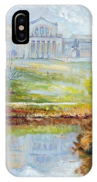 Forest Park -spring IPhone Case
