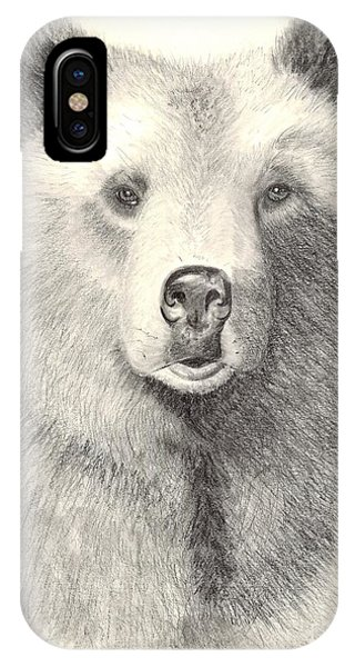 Forest Sentry IPhone Case