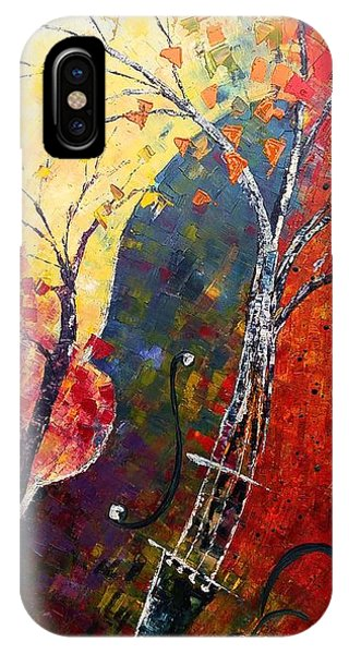 Forest Symphony IPhone Case