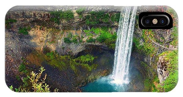 Brandywine Falls, Bc IPhone Case