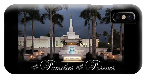 Forever Families IPhone Case