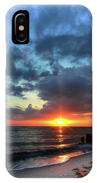 Forever In The Heart IPhone Case