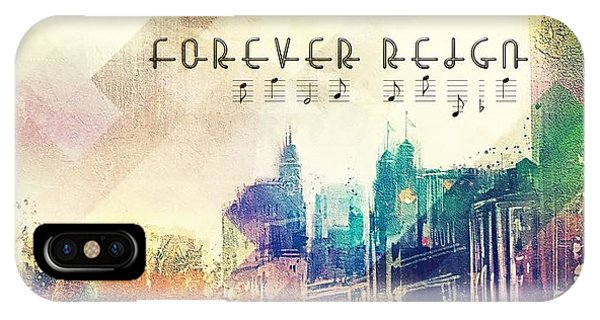 Forever Reign IPhone Case