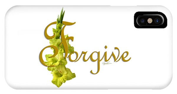 Forgive IPhone Case