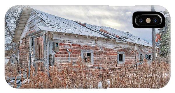 Forgotten Barn IPhone Case