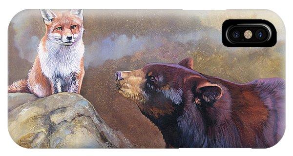 Forgotten Bear Tales IPhone Case