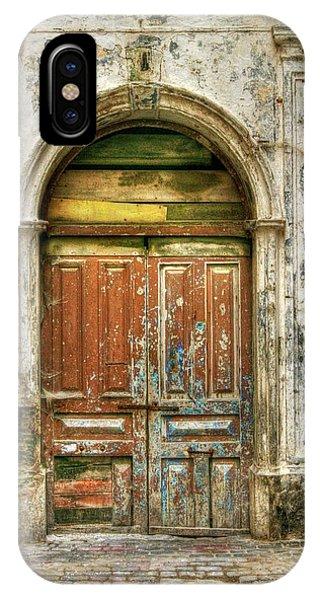 Forgotten Doorway IPhone Case