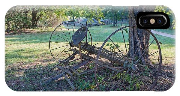 Forgotten Farm IPhone Case