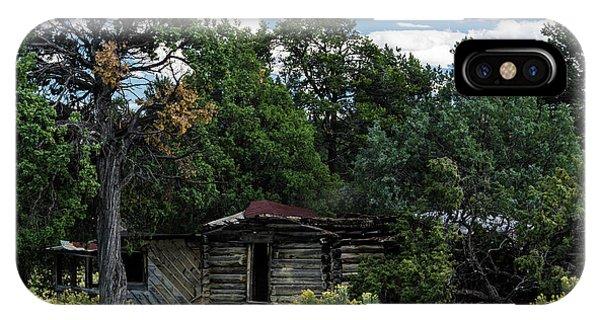 Forgotten Homestead - 8783 IPhone Case