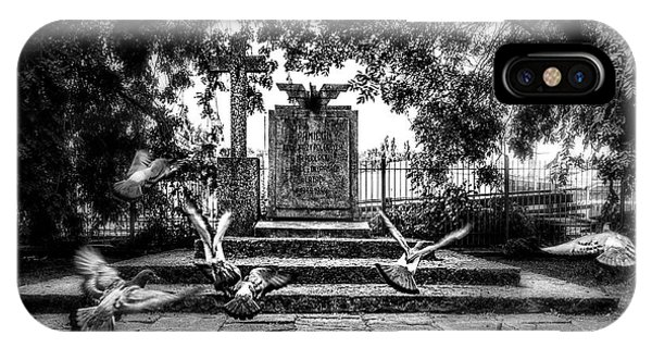 Forgotten Monument IPhone Case