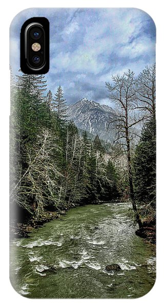 Forgotten Mountain IPhone Case