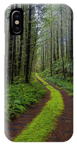 Forgotten Roads IPhone Case