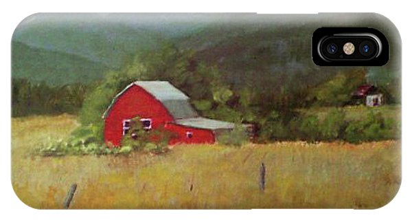 Forgotten Scene IPhone Case