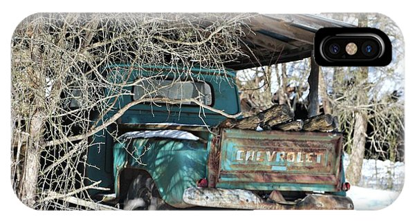 Forgotten Truck IPhone Case