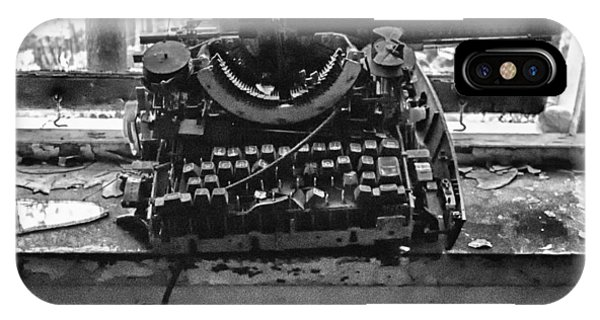 Forgotten Words IPhone Case