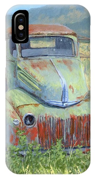 Forlorn Ford IPhone Case