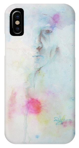 Forlorn Me IPhone Case
