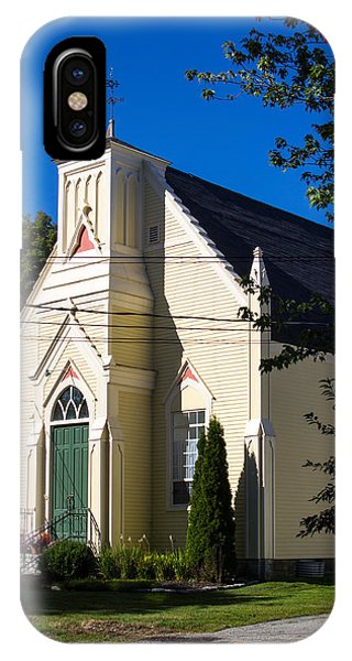 Former Methodist Yarmouth Me IPhone Case