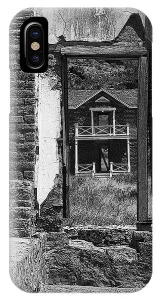 Fort Davis IPhone Case