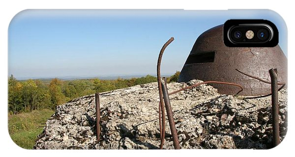 Fort De Douaumont - Verdun IPhone Case