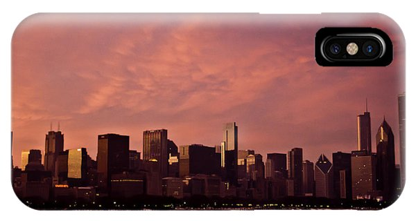 Fort Dearborn IPhone Case