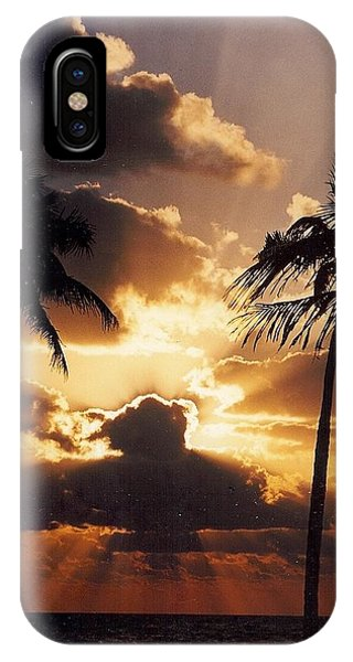 Fort Lauderdale Beach IPhone Case