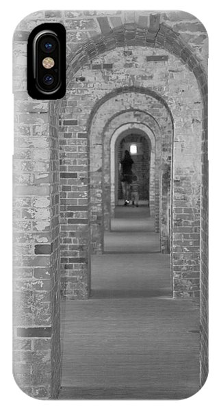 Fort Macon Going Home IPhone Case