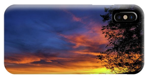 Fort Mohave Arizona Sunset IPhone Case