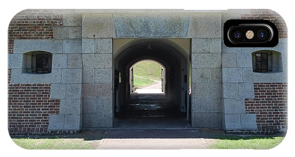 Fort Moultrie IPhone Case