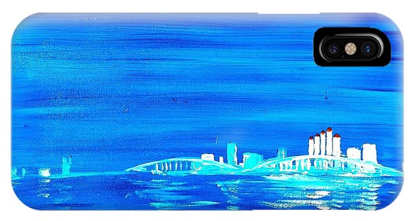 Fort Myers By Night IPhone Case