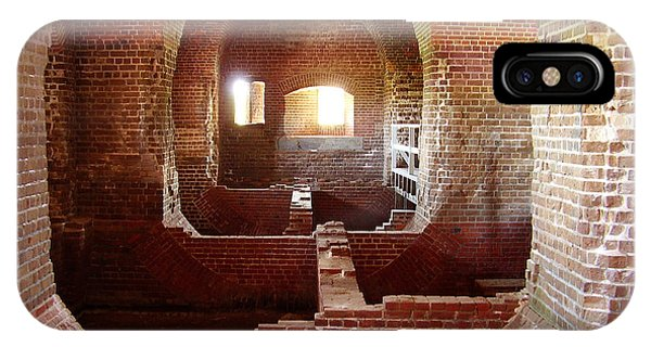 Fort Pulaski I IPhone Case