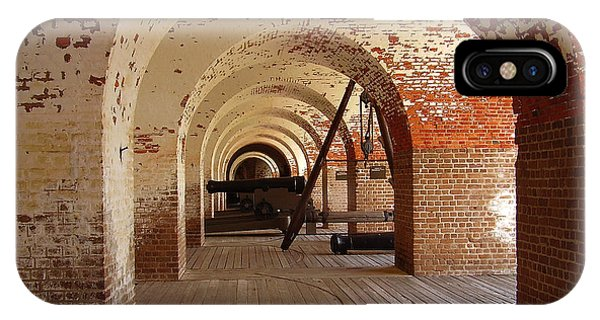 Fort Pulaski II IPhone Case