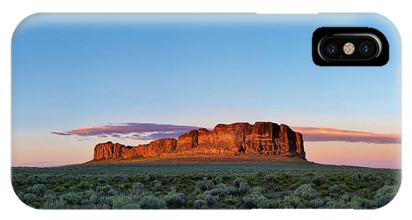 Fort Rock IPhone Case