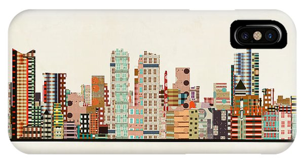Fort iPhone Case - Fort Worth Texas by Bri Buckley