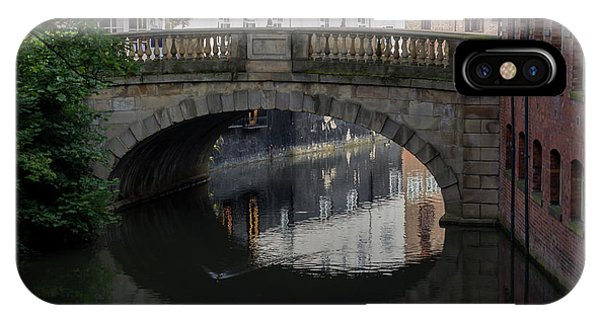 Foss Bridge - York IPhone Case