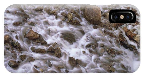 Fountain Creek Up Close  IPhone Case