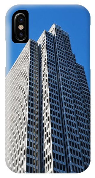 Four Embarcadero Center Office Building - San Francisco - Vertical View IPhone Case