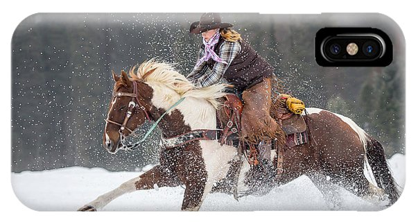 Four Legs Move Our Souls IPhone Case