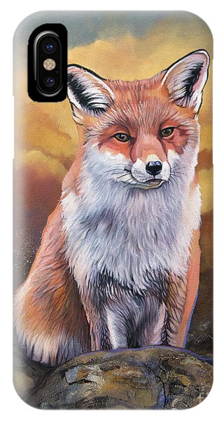 Fox Knows IPhone Case