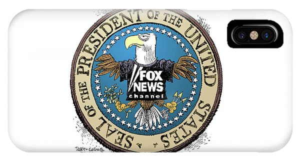 Fox News Presidential Seal IPhone Case