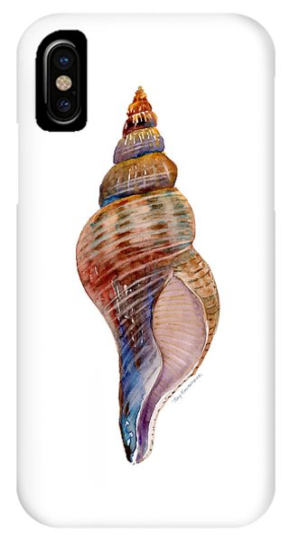 Fox Shell IPhone Case