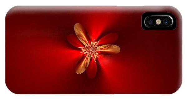 Fractal 5 IPhone Case