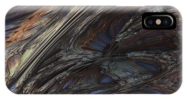 Fractal Structure 005 IPhone Case