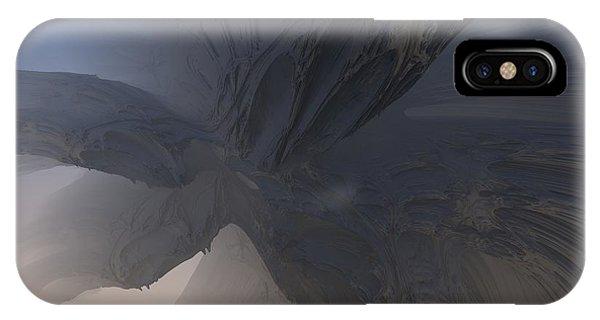 Fractal Structure 007 IPhone Case
