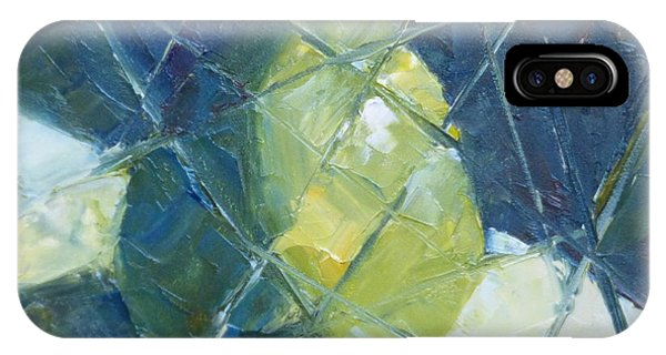 Fractured D'anjou IPhone Case