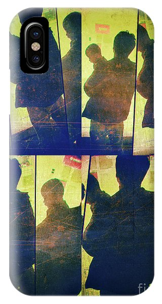 Fragment 4 Father And Child IPhone Case