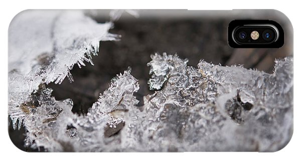 Fragmented Ice IPhone Case
