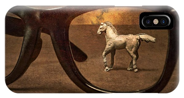 Illusion iPhone Case - Framed In A Dream by Jeff  Gettis