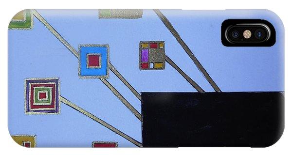 Framed World IPhone Case