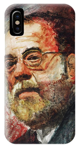 Francis Ford Coppola IPhone Case